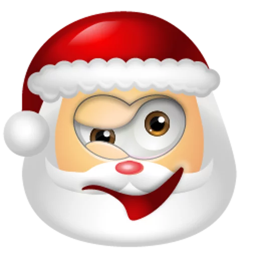 Santa Claus by passion_stickers استیکر تلگرام